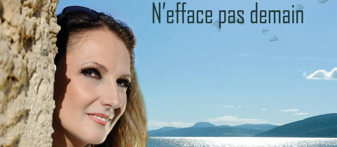 """Album 4 titres """"N'efface pas demain"""""""