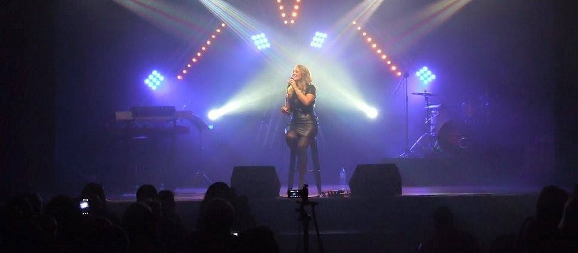 Nayah Chante Céline Dion