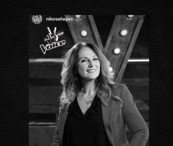 The Voice 2021 Photo Nikos